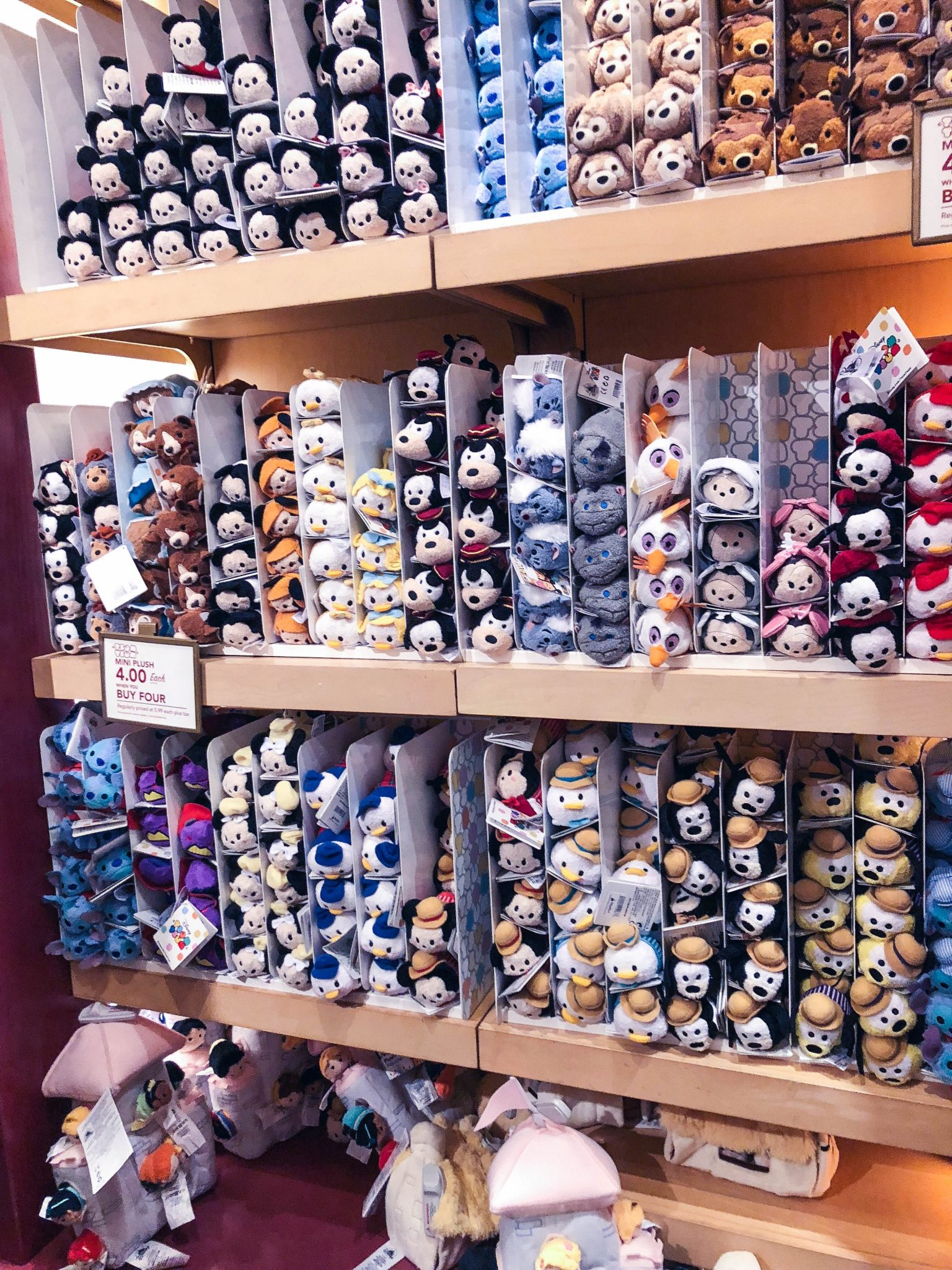Disney tsum tsum Los Angeles Kasey Ma TheStyleWright LA Travel