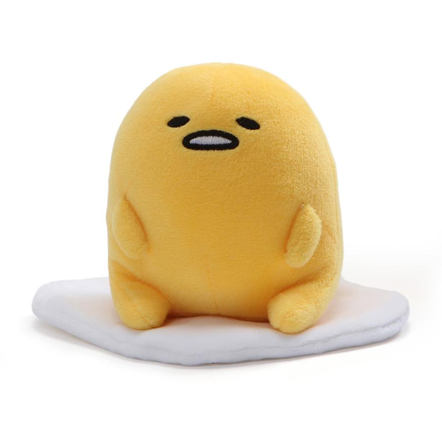 gudetama fried lazy egg plushie japanese character kawaii